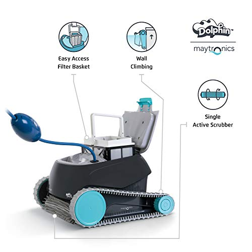 Key Features Of Dolphin Advantage Pool Cleaner