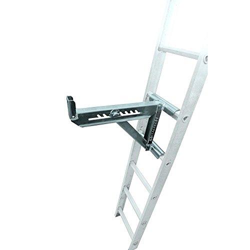 Metaltech E-LJ20P 2-Rung Ladder Jacks