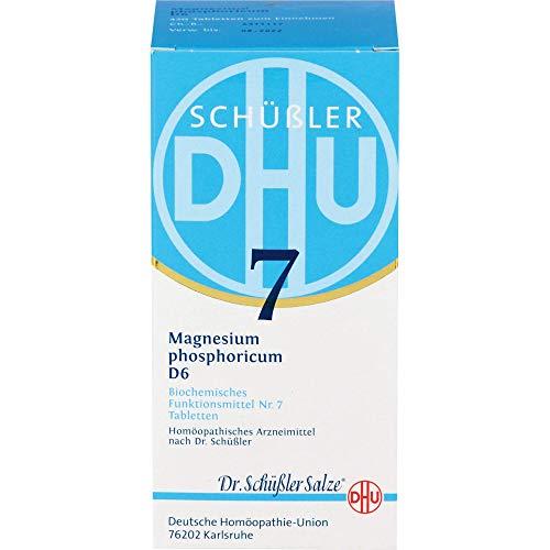 DHU Schüßler-Salz Nr. 7 Magnesium phosphoricum D6 Tabletten, 420 St. Tabletten