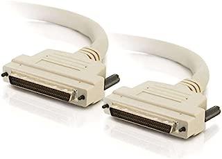C2G 07859 SCSI-3 Ultra2 LVD/SE MD68 M/M Cable, Thumbscrew, Beige (6 Feet, 1.82 Meters)