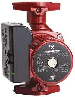 Grundfos 95906636 Ups43-100F Pump 1/3 Hp, 115V