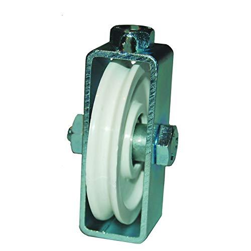 BAUER - Kunststoff-Seilrolle mit max. Belastung von 100kg