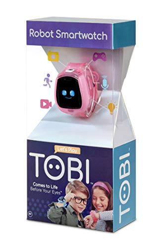 Little Tikes Tobi Robot Smartwatch for Kids with Cameras