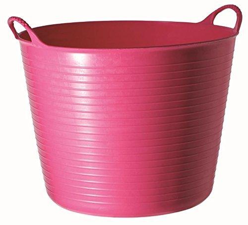 Quality Ferreteria Plus Decco Ltd SP26BL Dicoal Bassine Souple 26 L 26L Rose