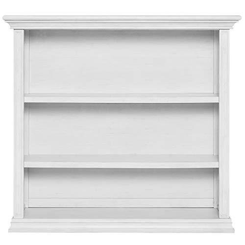 Cheapest Prices! Evolur 8181-WW Mini Bookcase, Weathered White
