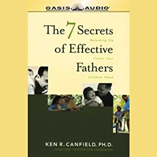 The 7 Secrets of Effective Fathers audiobook cover art