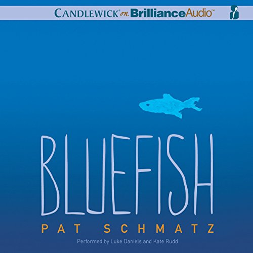 Bluefish audiobook cover art
