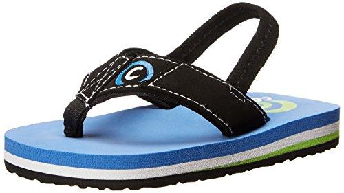 cobian Floatie Flip Flop (Toddler/Big Kid), Blue, 5 M US Toddler