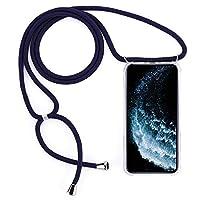 Fulvit for. IPhone 11 Pro Max(ブラック)のための4コーナー防止トラッシャーテントTPU携帯電話ケース(ブラック) (Color : Dark Blue)