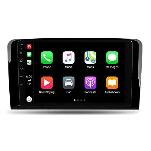 WHL.HH Android 9.0 Car Stereo Bluetooth 4G RAM 64G ROM Support GPS...