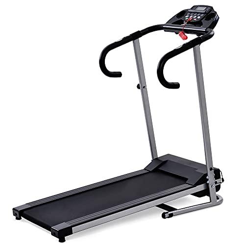 DuraB Tapis roulant Elettrico Pieghevole motorizzato per Corsa e Jogging Walking, per Uso Domestico │USB │12 Pre-programmi │98% assemblato