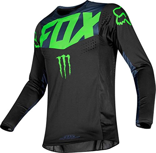 Fox Jersey 360 Pc Black L