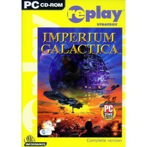 Imperium Galactica - Replay (PC CD) - Pc-Cd Rom CD