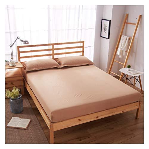 WYJHNL Queen matrasbeschermer wasbaar zacht matras topper ademend hypoallergeen matras past voor matras diep 5-25 cm (2-10