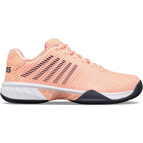 K-Swiss HYPERCOURTEXPRES2HB, Zapatos de Tenis Mujer, Rosa, 41 EU