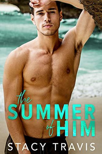 The Summer of Him: A Summer Fling Inspirational Romance (Summer Heat Book 1)