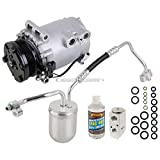 Saturn Vue A/C Compressors & Components - For Saturn Vue 2002 2003 AC Compressor w/A/C Repair Kit - BuyAutoParts 60-80360RK New