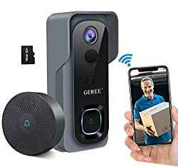 Gereee Wireless Doorbell