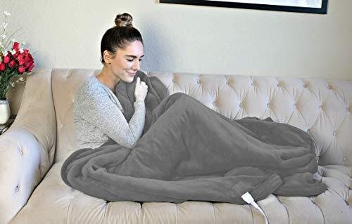 manta eléctrica cama fabricante Pure Warmth