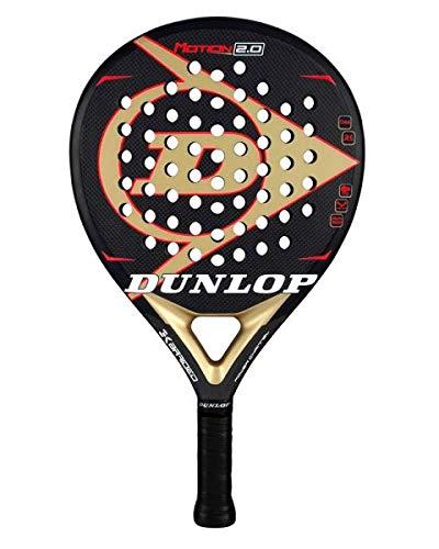 Dunlop 0045566300386 Raquetas, Unisex-Adult, Negro Gold