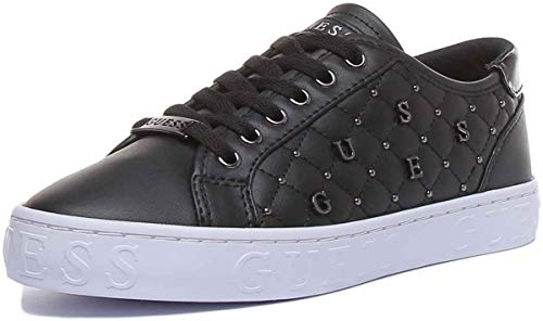 Sneakers Donna GUESS gladiss fl5glaele12 39 nero