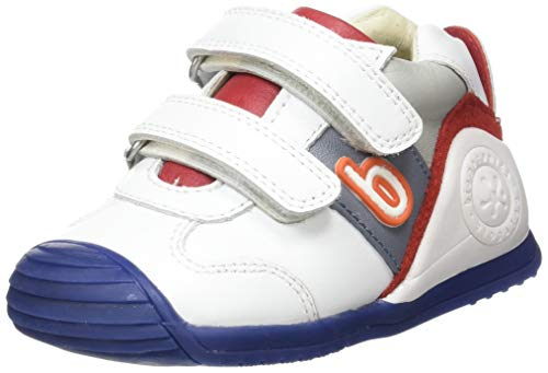 Biomecanics 202148, Zapatillas de Estar por casa, Blanco (Blanco (Sauvage)) B, 21 EU