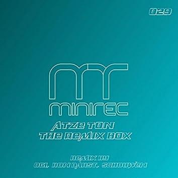 The Remix Box (feat. Ogi, Ron Darst, Schouwen)
