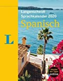 Langenscheidt Sprachkalender Spanisch - Kalender 2020 - Tagesabreißkalender mit 5-10 Minuten Lernspaß täglich - 12,5 cm x 15,9 cm