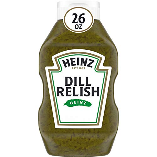 Heinz Dill Relish (26 fl oz Bottle)
