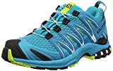 Salomon XA Pro 3D W, Zapatillas de Trail Running para Mujer, Azul (Bluebird/Caneel Bay/Acid Lime),...