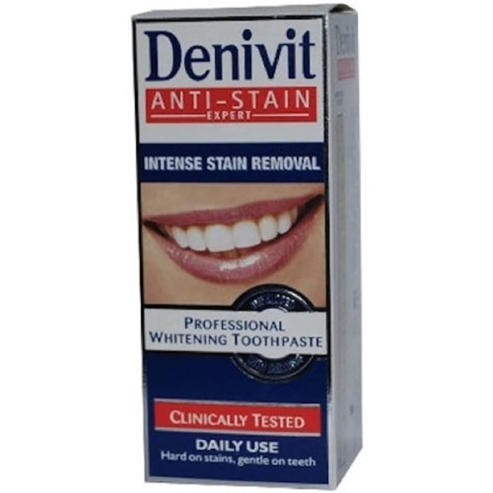 インフルエンザ思われるシンカンDenivit Professional Whitening Toothpaste - 50Ml - Pack Of 2 by Denivit