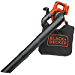 BLACK+DECKER LSWV36B Bare Lithium Ion Sweeper/VAC, 36-Volt (Renewed)