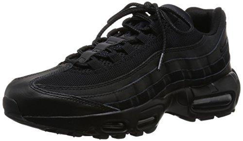 Nike Air Max 95 Essential, Chaussures de Running Homme, Noir (Noir/Noir-Noir), 44 EU