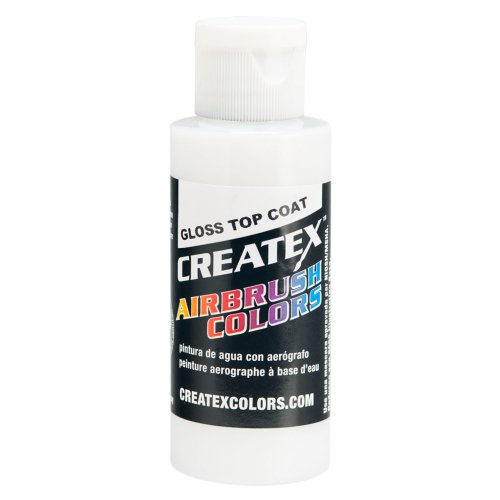 Vernis brillant 120ml 11 209031 Joint d'étanchéité Createx Airbrush