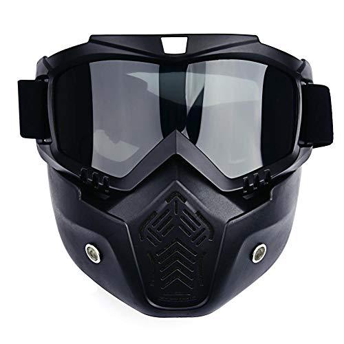 equival Retro Harley Maschera Occhiali Davidson Motore di Protezione Gear Occhiali Moto Accessori & Parti Casco Occhiali eleganti naturali gaudily