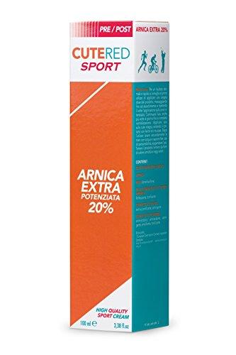 Cutered Sport Crema Arnica Extra Potenziata