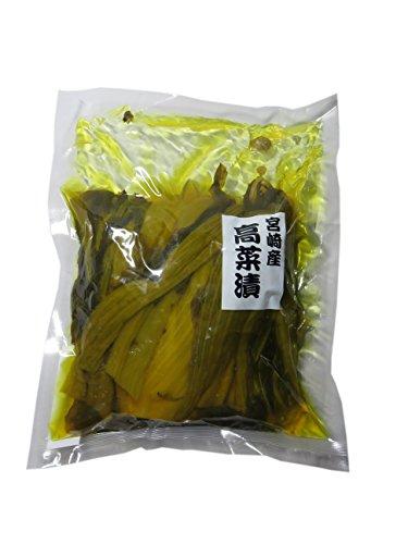 カコイ食品 宮崎産 高菜漬 500g