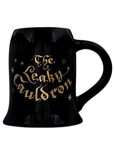 HARRY POTTER Grande Tasse The Leaky Cauldron Half Moon Calici Tazze