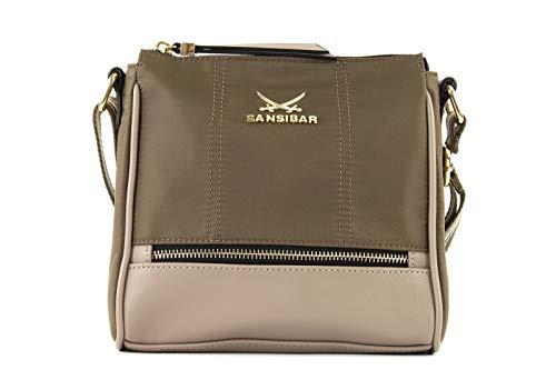 Sansibar Zip Bag Sand