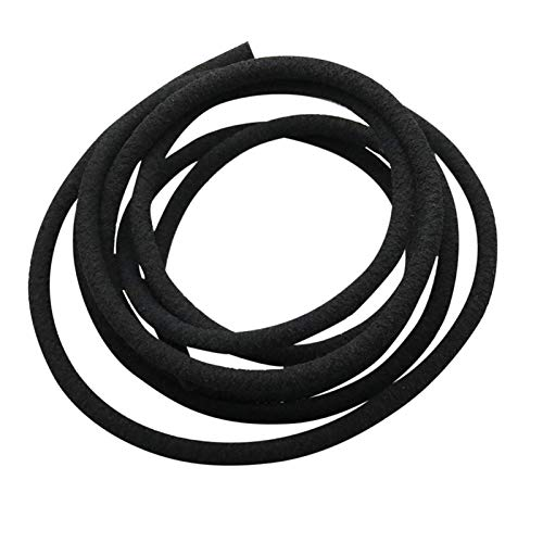 QWSX Garden vegetable plot watering hose 2m Durable Anti-aging 4/8mm Soaker...