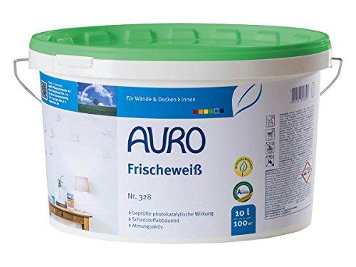 AURO Frischeweiß Nr. 328 - 10 L