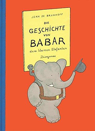 Die Geschichte von Babar dem kleinen Elefanten
