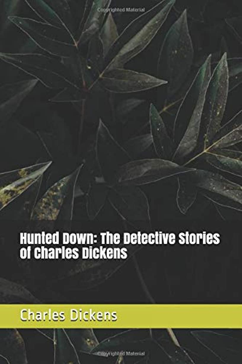 思い出させる休眠建物Hunted Down: The Detective Stories of Charles Dickens