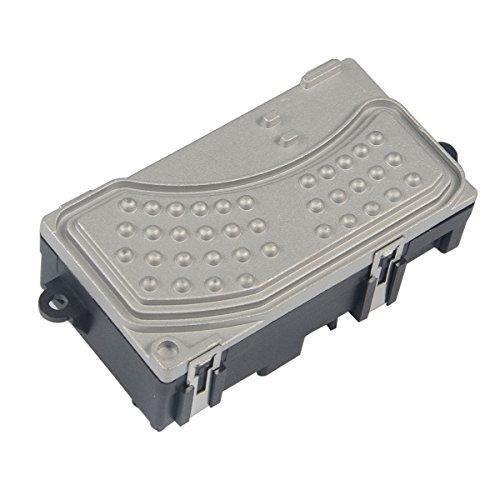A-Premium HVAC A/C Blower Motor Resistor Replacement for Audi A6 A6 Quattro 2005-2011 R8 2008-2015 4F0820521A