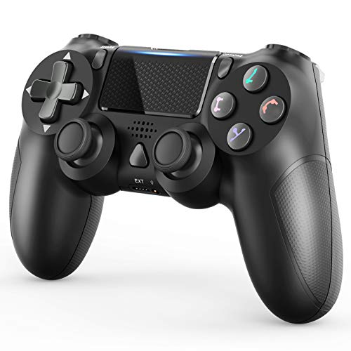 Wireless Controller for PS4, Wireless Game Controller for PS4/Pro/Slim