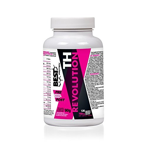 Best Protein TH Revolution - 120 Cápsulas