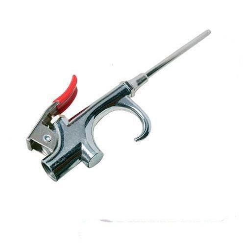 Silverline 244970 Pistolet à air comprimé Longue portée de 230 mm, Argent