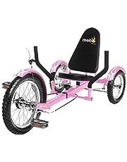 دراجة ثلاثية العجلات غو كارت من موبو. دراجة أطفال بثلاث عجلات. دراجة يوث كروزر ثلاثية العجلات