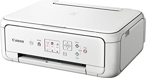 Impresora Multifuncional Canon PIXMA TS5151 Blanca Wifi de inyección de tinta
