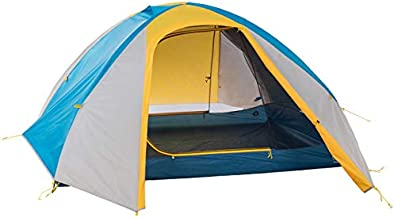 Sierra Designs Full Moon 3, Lightweight Freestanding Two Door Two Vestiblule 3 Person Backpacking & Camping Tent